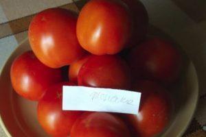 Описание сорта томата Женечка, его характеристика и урожайность