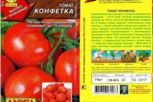 Описание томата Медовая конфетка, его характеристики и особенности выращивания