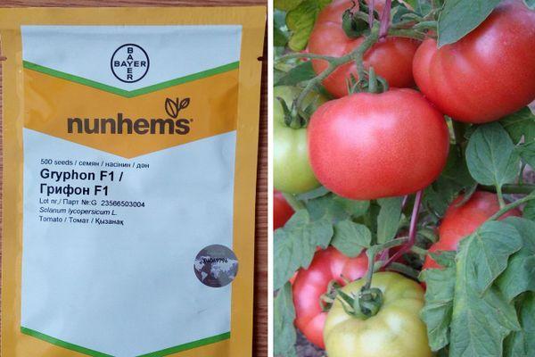 Семена в пакете