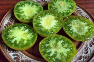 Описание индетерминантного сорта томата Киви и особенности выращивания