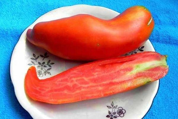 Мякоть помидора