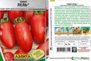 Описание томата Лель, выращивание рассады и правила ухода за кустами
