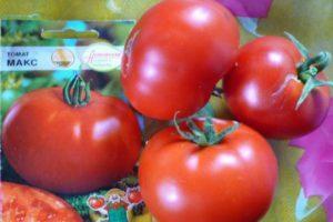 Описание томата Макс, особенности выращивания и ухода за сортом