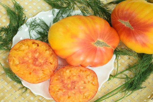 Медовые томаты