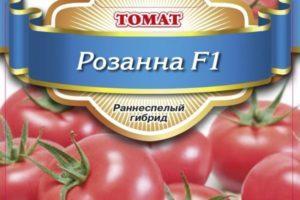 Описание гибридного томата Розанна и советы по выращиванию сорта
