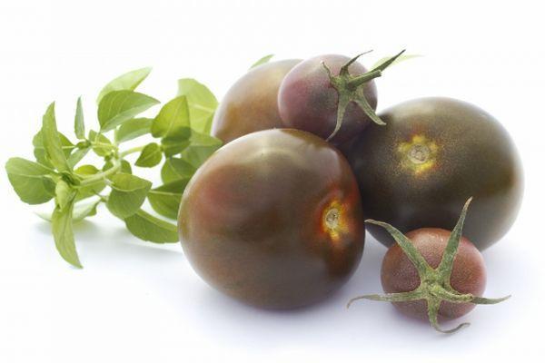 Черные оматы