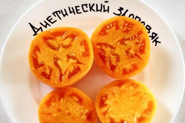 Мякоть томатов