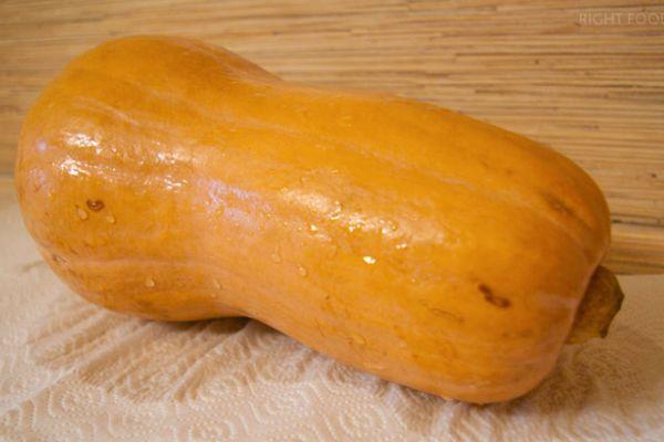 Ореховая тыква