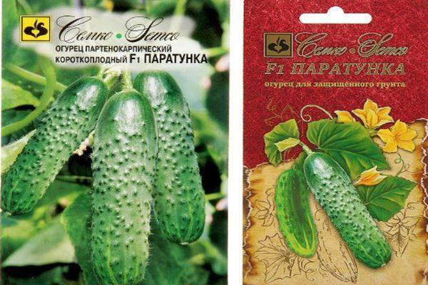 Семена огурца