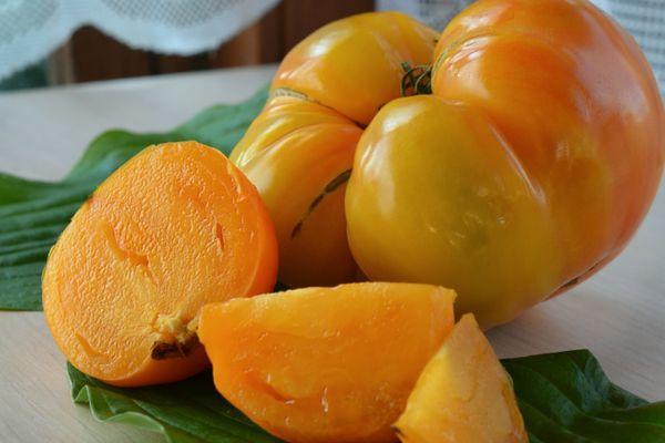 Помидоры ананас