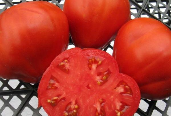 Нарезанный томат