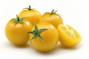 Характеристика томата Черри желтый, выращивание рассады и уход