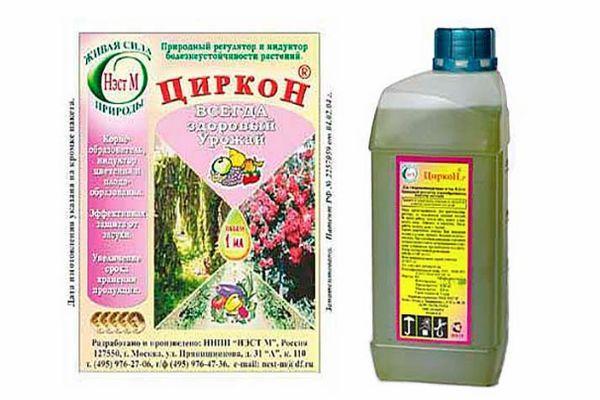 Препарат Циркон