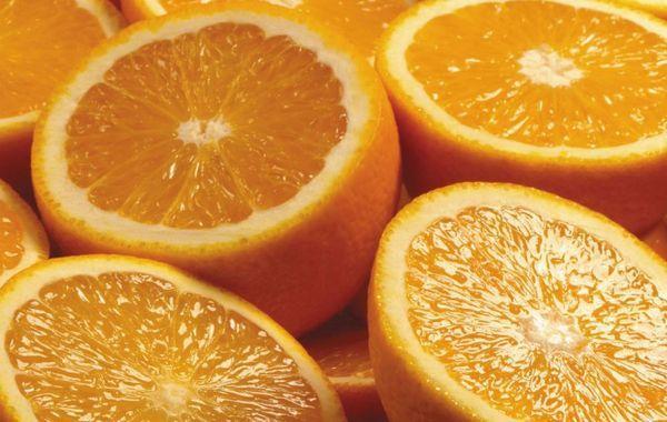 Разрезанные апельсины