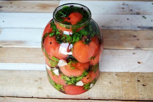 помидоры по-грузински