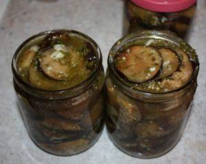 Как солить баклажаны по-азербайджански на зиму, рецепты маринования и срок хранения