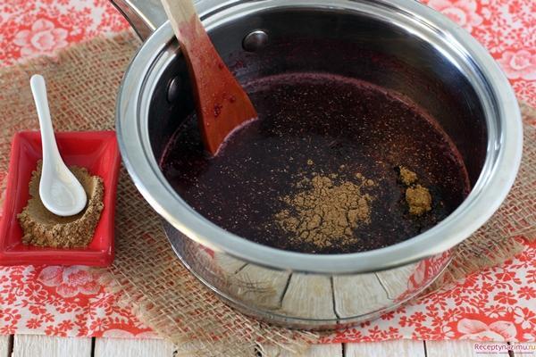 приготовление соуса ткемали