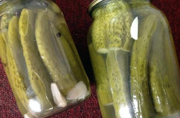 огурцы зозуля консервированные