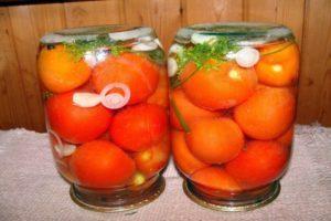 Как правильно приготовить маринованные по-польски помидоры на зиму и где лучше хранить заготовки