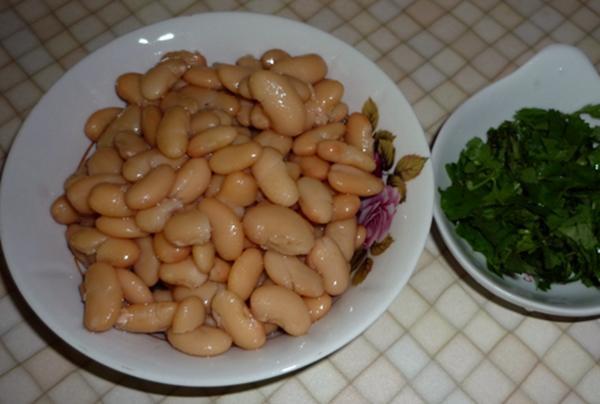 приготовление карри с фасолью