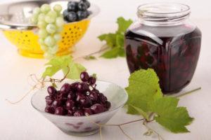Пошаговые рецепты варенья из винограда в домашних условиях на зиму, в мультиварке и на плите