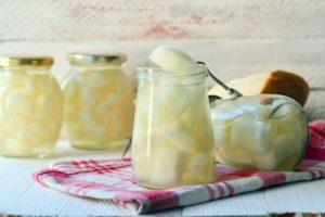 Лучшие рецепты консервированной дыни в банках, как ананас на зиму, со стерилизацией и без