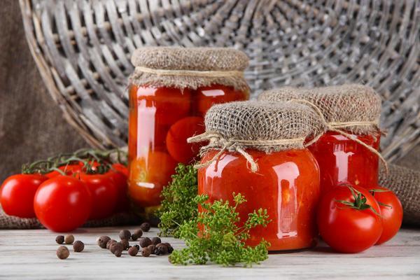 помидоры по болгарски в банках