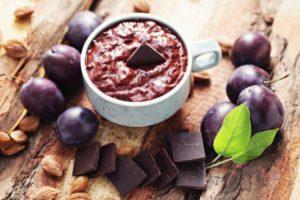 10 пошаговых рецептов приготовления варенья «Слива в шоколаде» на зиму