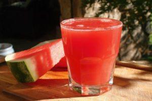 Рецепты приготовления арбузного сока на зиму в домашних условиях, как сделать