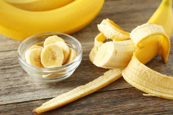 бананы кусочками без кожуры