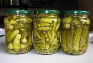 ТОП 10 самых вкусных рецептов огурцов по-болгарски на зиму на литровую банку