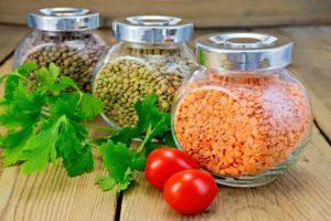 Описание видов и сортов чечевицы: зеленая, красная и оранжевая, их разница и отличия