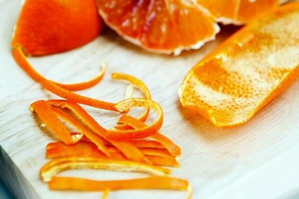 апельсин полосками