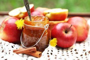 Рецепты приготовления варенья из яблок в мультиварке на зиму