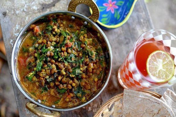 Блюдо из мунга