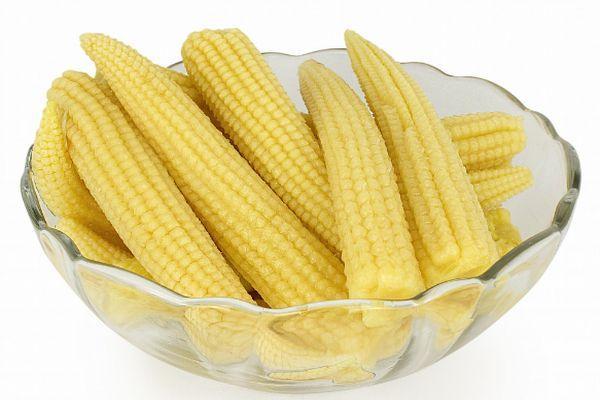 Ваза с кукурузой