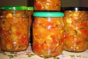 Вкусные рецепты кабачов с фасолью на зиму, как сделать заготовку икры и хранение