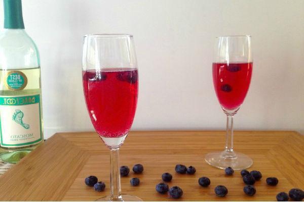 вино из голубики
