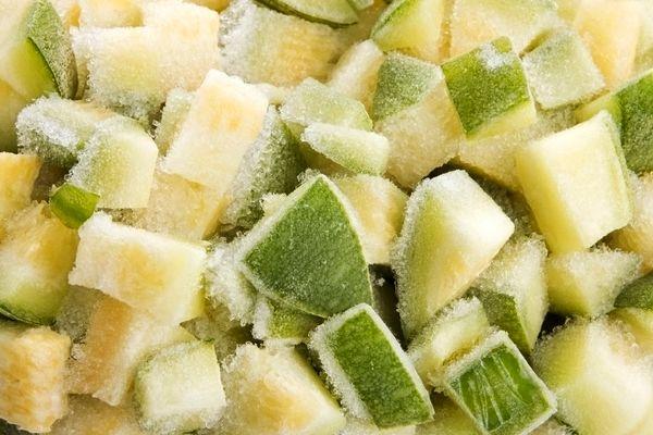 Замороженные кубики