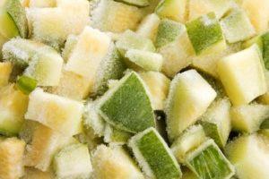 Рецепты, как заморозить на зиму патиссоны свежими в домашних условиях и можно ли это делать