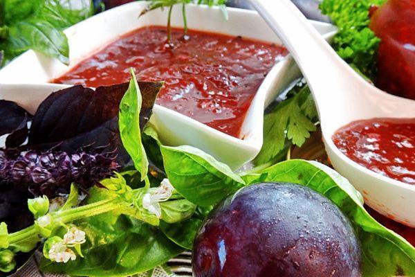 Кетчуп с черносливом
