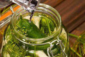 Самые вкусные рецепты маринования хрустящих огурцов с водкой на зиму под капроновые и железные крышки