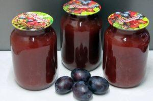 ТОП 10 простых рецептов сливового сока с мякотью и без на зиму в домашних условиях