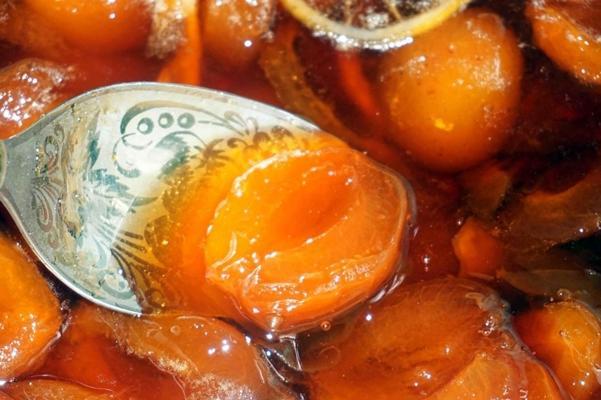 варка абрикос