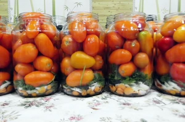 помидоры по болгарски как в ссср