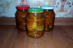 Как заготовить кабачки на зиму по-грузински, рецепты «пальчики оближешь» и «тещин язык»