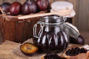 ТОП 10 простых рецептов сливового джема с желатином и без на зиму в домашних условиях