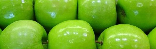 кислые яблоки