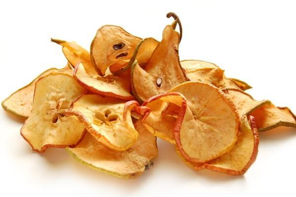 яблоки сушенные