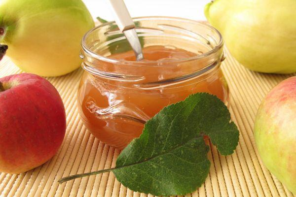 Варенье с яблоками